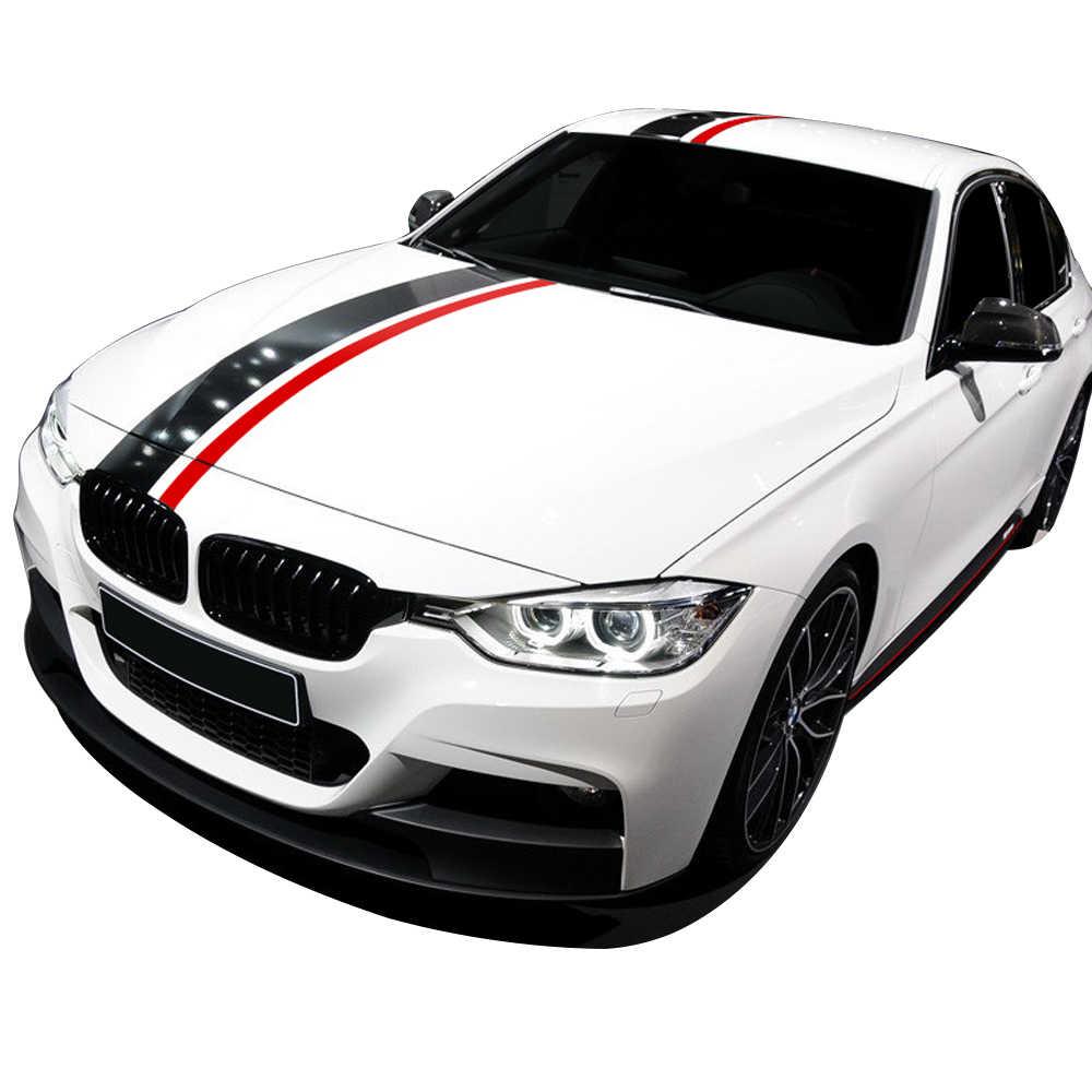M الرياضة الباب الجانب شريط تنورة ملصق هود سقف الخلفية الجسم عدة صائق M الأداء ل BMW 1 3 5 سلسلة F30 F31 F10 F11 G30 F20