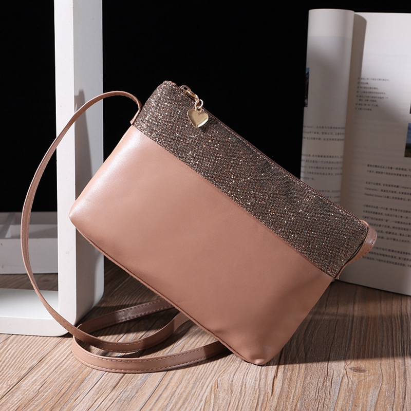 51bef04521fd Hanup Indira New Fashion Women Girl Leather Shoulder Bag Handbag Satchel  Purse Hobo Messenger Bags Wholesale-in Top-Handle Bags from Luggage   Bags  on ...