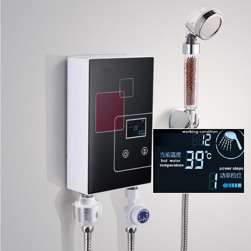 Gut gemocht 6000 W Elektrische durchlauferhitzer wasserhahn momentanen heißer DW88