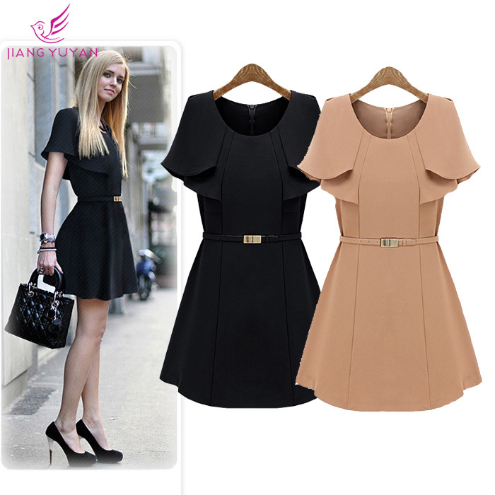 Free Ship 2017 Vestidos Spring New Fashion Casual Dress Women Designer Office Las Dresses Woman Clothes Roupas Femininas In From S Clothing