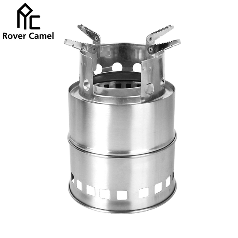 Classical rover camel portable stainless steel lightweight