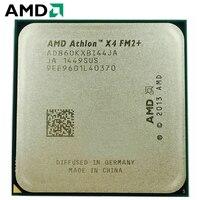 AMD Athlon X4 860K CPU PC computer X860K Socket FM2+ 3.7 GHz Quad Core 860 K Procesador 100% working Desktop Processor