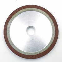 1 Pcs Grinding Disc Degree Diamond Wheel 100mm 150 Grits For Saw Blade Abrasive burr Tungsten Carbide Rotary Tools