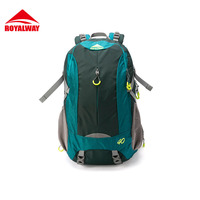 ROYALWAY Hiking Shoulder Bags Climbing Mountaineering Bags Outdoor Sport Backpack Adjustable Ribbon #RPBB0328G