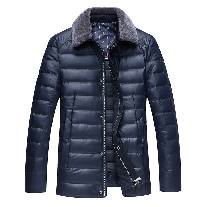 Cool smart business 90% white duck   down     coats   men fashion   down   jackets male new style outerwear plus size M - 8XL