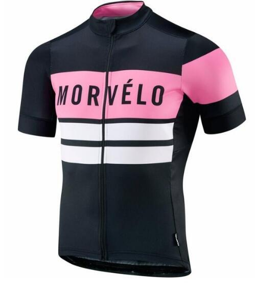 Mens summer of 2018 morvelo various styles short sleeve cycling jerseys of choose and buy/Cycling jerseys short sleeve shirt