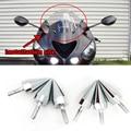 Motocicleta 5mm Universal Windshield Windscreen Parafusos Parafuso Fastener Kits Moto Carenagem de Automóveis Pára Parafuso De Montagem