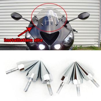 Motorcycle 5mm Universal Windshield Windscreen Bolts Screw Fastener Kits Motorbike Automobiles Fairing Windshield Mounting Screw Мотоцикл