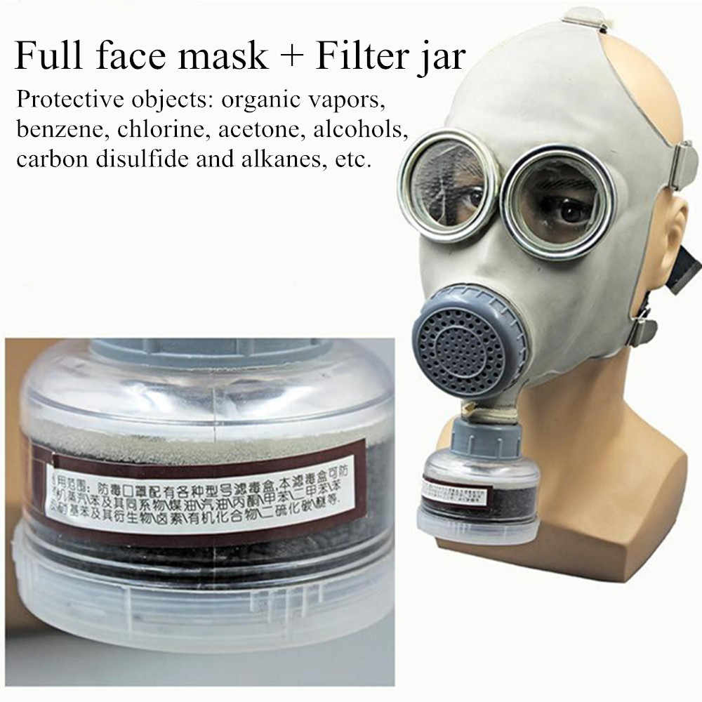 activated carbon respirator mask