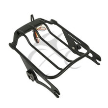 Detachable Air Wing Luggage Rack w/ Light For Harley Electra Street Glide Road King 09-18 17 Motorcycle Accessories