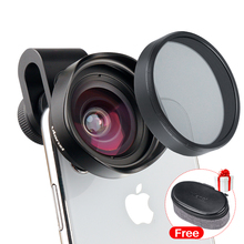 ULANZI 16mm HD Wide Angel Phone Lens with CPL Camera