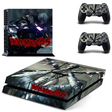 Devil May Cry 5 PS4 Skin Sticker Decal Vinyl for Sony Playstation 4 Console and 2 Controllers PS4 Skin Sticker
