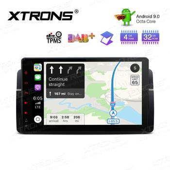 9'' Android 9 0 Octa Core Car Radio Player GPS for BMW