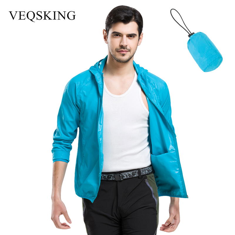 Coats Skin-Jackets Sun-Uv-Protection Rainproof Quick-Dry Outdoor Sports Unisex