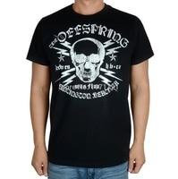 Miễn phí vận chuyển CÁC OFFSPRING Smash Mens Punk Rock đen new 100% cotton T-Shirt Kích Thước SML-XL-XXL