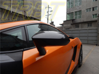 Gallardo LP550 LP560 LP570 Carbon Fiber Mirror Cover CF Tuning Parts Case For Lamborghini 2009 2010