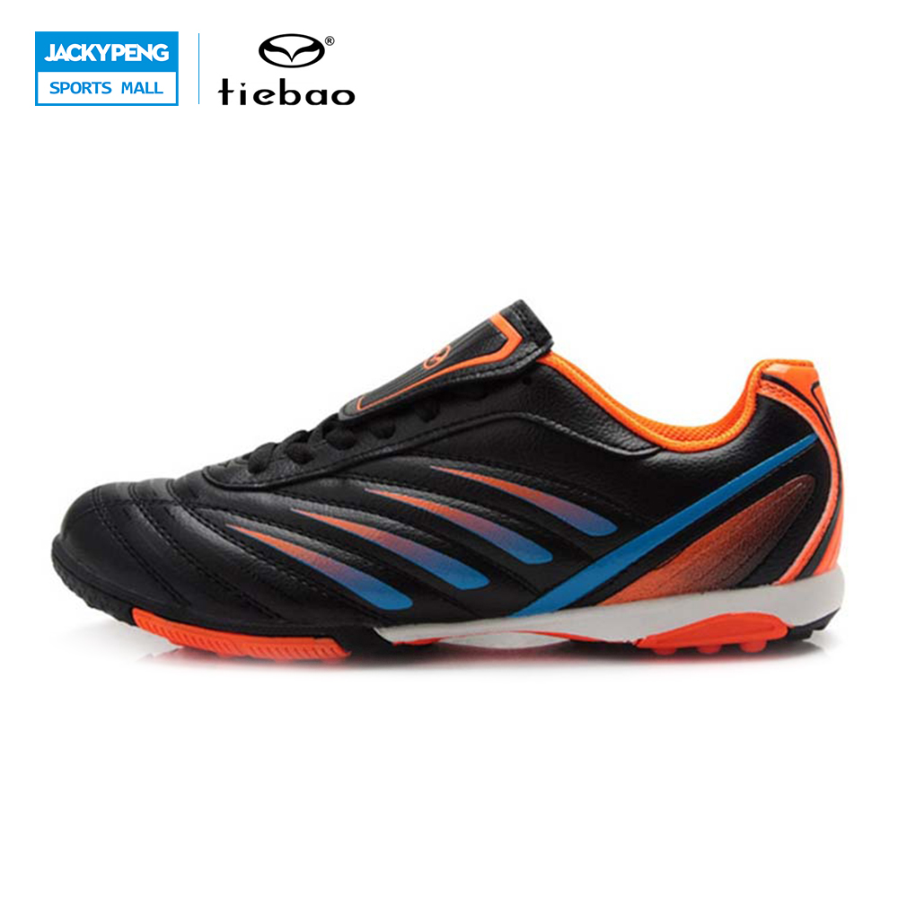 TIEBAO Football  Boys Boots Footbal  Kids Turf Soccer Shoes Children  Shoes Kids Superfly  sports shoe sole dr eagle original superfly football boots man football shoes with ankle soccer boots footbal shoes sock size 38 45 sneakers