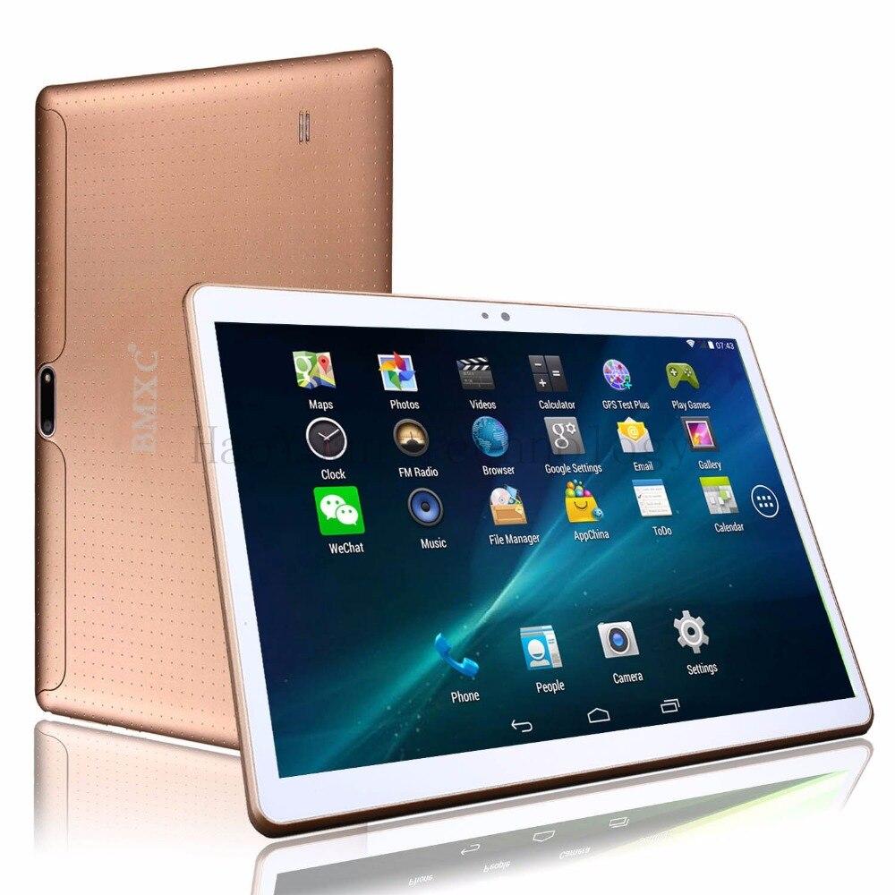10 pulgadas MTK8752 Octa Core Tablet PC smartphone 1280x800 HD 4 GB RAM 32 GB RO