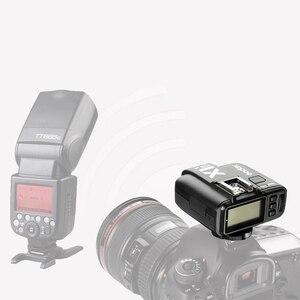 Image 3 - Godox X1 キット TTL 2.4 グラムワイヤレスフラッシュトリガートランスミッタ & レシーバーニコン用、キヤノン用ソニー godoxTT685 V860 フラッシュスピードライト