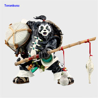 Pandaren Brewmaster Chen Stormstout Collectible Action Figures PVC Brinquedos Figurals Man Gift For Birthday Doll Kids Toys XP