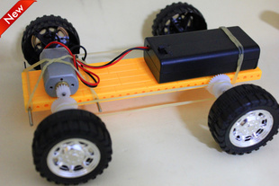 Diy Amazing Toy Car Electric Model In Building Kits