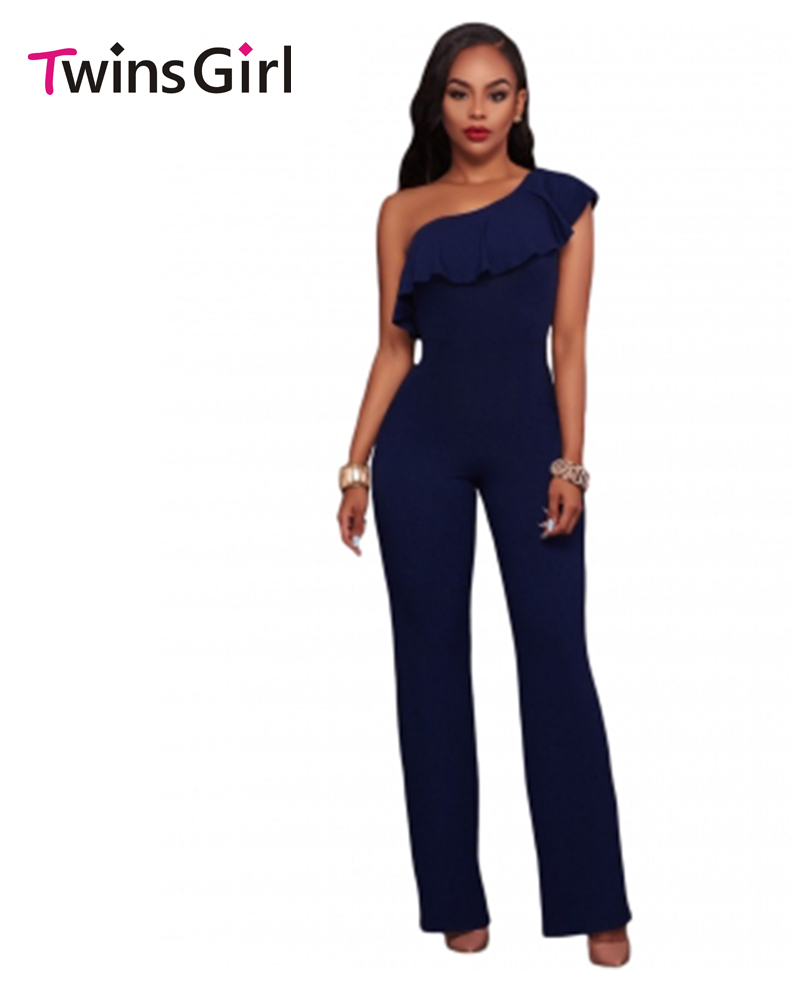 Popular Navy Blue Jumpsuit-Buy Cheap Navy Blue Jumpsuit lots from ...