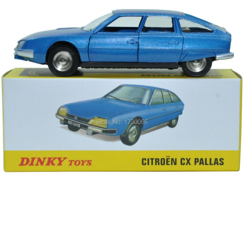 Dinky Pallas Citroen Modelo Atlas Última De Cx 011455 Toys Edición ASRq534cjL