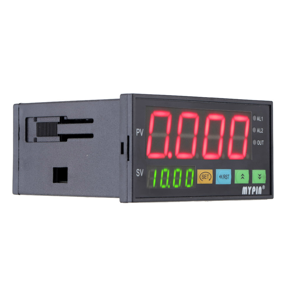 Digital Weighing Controller LED Display Weight Controller Load cells Indicator 1 4 Load Cell Signals Input