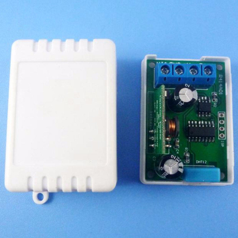 DC 5V-23V RS485 Modbus RTU Temperature Humidity Sensor Remote Acquisition Monitor sht10 11 5 road multi channel temperature and humidity acquisition module communication rs485 modbus rtu