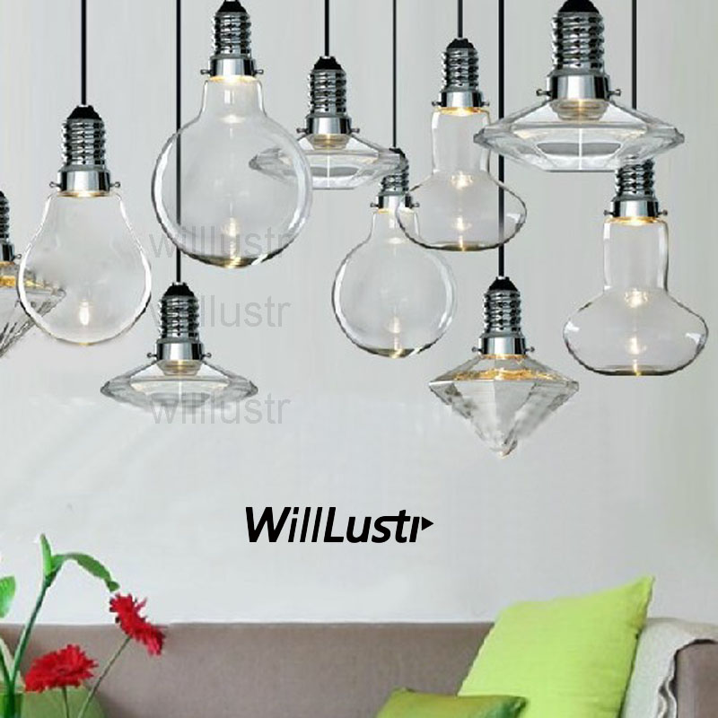 chandeliers crystal pendant lamp replica Facon de Venise LED Crystal Drop light glass suspension lighting dinning room parlor
