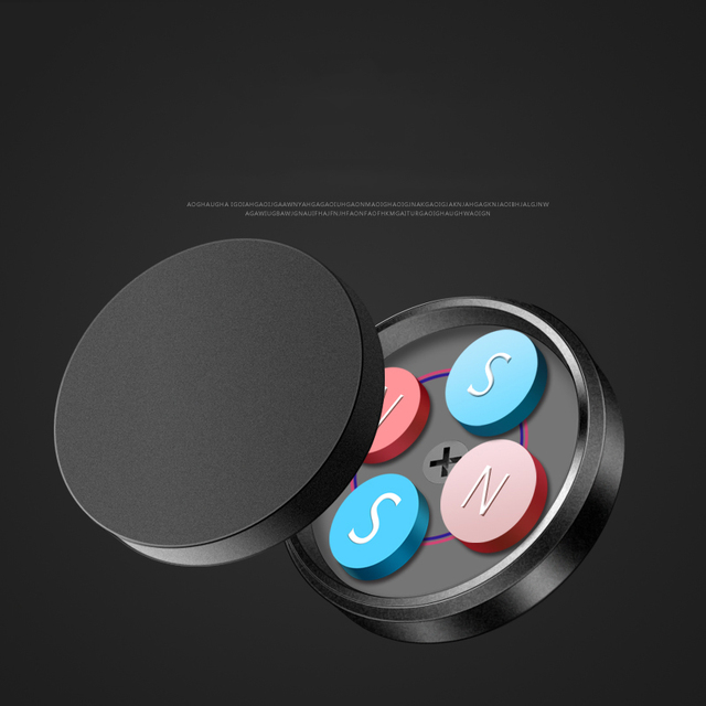 Magnetic Car Dashboard & Wall phone holder