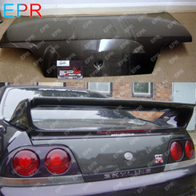 For Nissan Skyline R33 GTS Carbon Fiber Trunk Body Kit Car Styling Auto Tuning Part GTR Rear