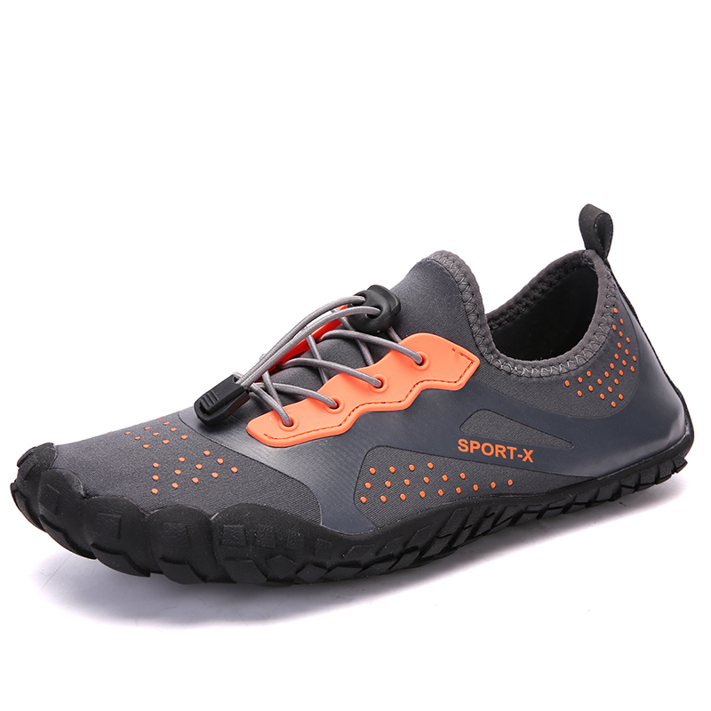 Top Quality Summer Breathable Sneakers for men and womens Gym Walking Shoes Outsole Five Finger Toes Quick Drying Running Shoes