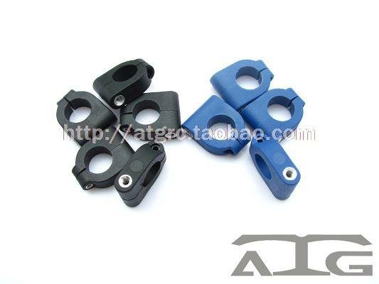 12mm Tube Pipe Arm holder mount fixed seat for Hexa Trip Quda Multi copter frame