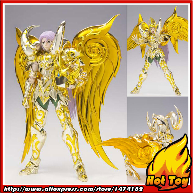 100% Original BANDAI Tamashii Nations Saint Cloth Myth EX Action Figure - Aries Mu GOD CLOTH from Saint Seiya saint seiya soul of gold original bandai tamashii nations saint cloth myth ex action figure taurus aldebaran god cloth