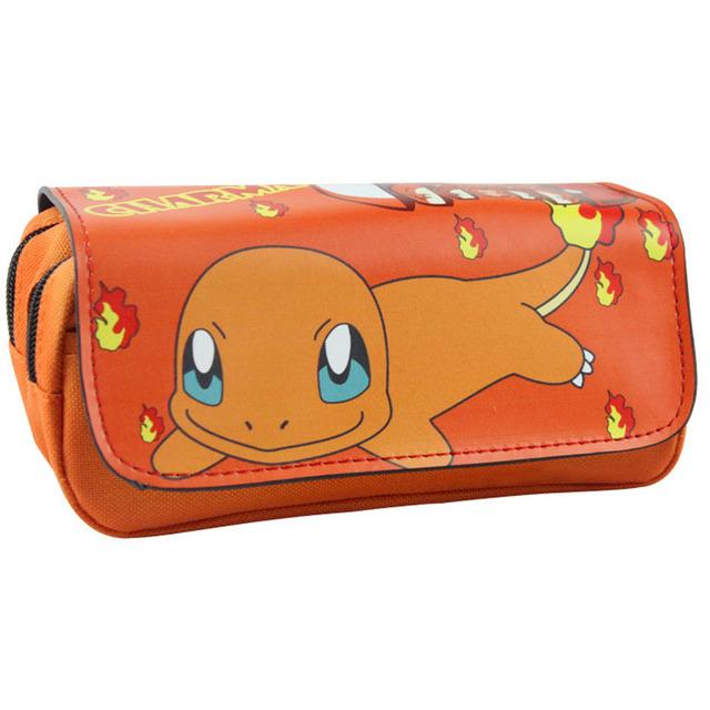 Pokemon Charmander Estuche de Lápices