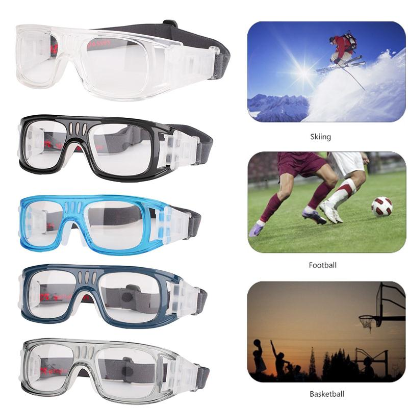 Relefree Basketball Protective Anti Shock Glasses Outdoor Sports Goggles Football Mirror Basketball Sports Myopia Glasses