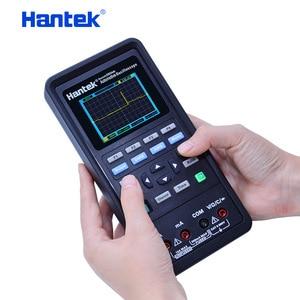 Image 2 - Hantek multímetro de osciloscopio automotriz Digital automático 2D82, 4 en 1, 2 canales, 80MHz, fuente de señal, diagnóstico automotriz 250MSa/s