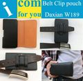 Holster Clip Belt Leather case cover for Daxian W189