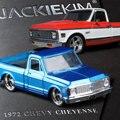 JADA 1:32 масштаб Высокая имитационная модель сплава автомобиля, CHEYENNE пикап, качество игрушки модели, бесплатная доставка