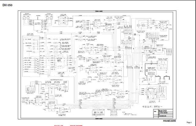 Doosan Forklift Wiring Schematic Wiring Diagram