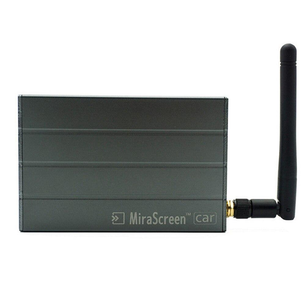 Adaptateur de boîte de lien de miroir d'affichage de WiFi de voiture DLNA Airplay pour Android IOS