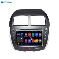 YESSUN For Mitsubishi ASX PEUGEOT 4008 Android Car GPS Navigation DVD Player Multimedia Audio Video Radio