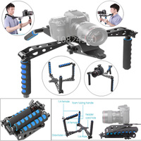 DSLR Camera Filmmaking System Shoulder Mount Stabilizer For Canon 5D Mark II 1D 7D 550D 60D