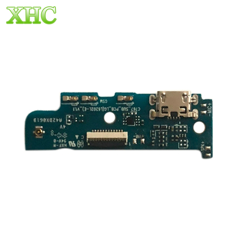 Charging Port Board Flex Cable Replacement For Umidigi One Max Z2 Z2 Pro Charging Port Spare Parts For UMIDIGI A3 A3 Pro F1 Cell