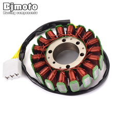 BJMOTO 31120-MCW-D03 Motorcycle Generator Alternator Stator Coil For Honda VFR800 VFR 800 2002-2009