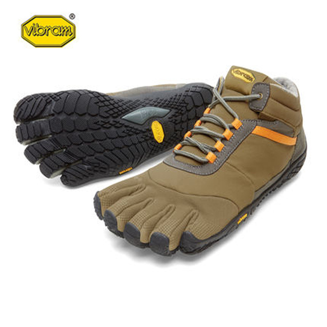 Vibram ICETREK sole for grip on outdoor Hot Sale Rubber with Five Fingers  Slip Resistant Breathable