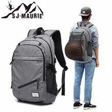 Multifuncional deporte mochila hombres baloncesto mochila bolsa de escuela para  adolescente niños fútbol paquete portátil bolsas 66f34b497d494