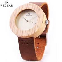 Top marca de Relojes de lujo de Alta Calidad Hecha A Mano de Madera de Bambú Natural Reloj de Cuarzo Relojes Mujeres de Los Hombres Regalos Reloj de madera Caliente