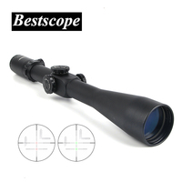 10-40X56 Side Focus Richtkijker Optics Scope Lange Range Mira Telescopica. 308 338 50 Cal Verlichte Jacht Target Riflescope